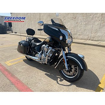2019 Indian Chieftain Classic Icon for sale 201073074