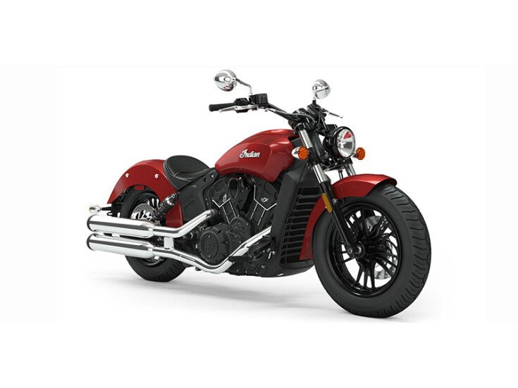 2019 Indian Scout Sixty specifications