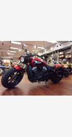 2019 Indian Scout Bobber ABS for sale 200778431