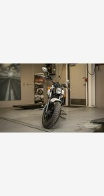 2019 Indian Scout Sixty ABS for sale 200784105