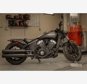 2019 Indian Scout Bobber ABS for sale 200790155