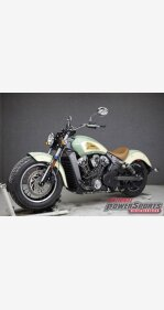 2019 Indian Scout Scout ABS Icon for sale 201043001