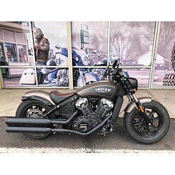 2019 Indian Scout Bobber ABS for sale 201122558