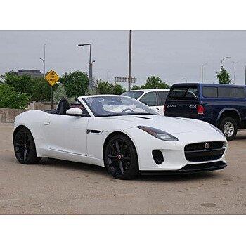 2019 Jaguar F-TYPE Convertible for sale 101146233