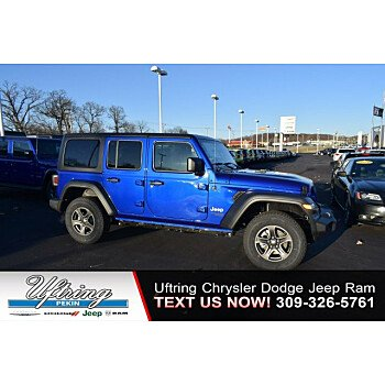 2019 Jeep Wrangler for sale 101076323