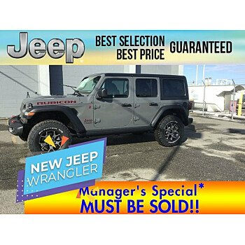 2019 Jeep Wrangler for sale 101096313
