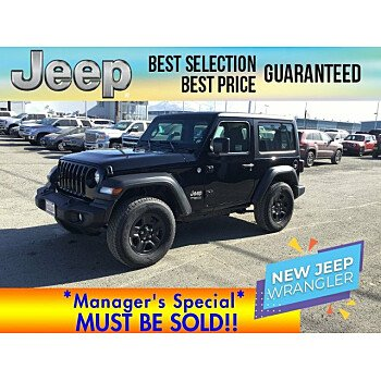 2019 Jeep Wrangler for sale 101096986