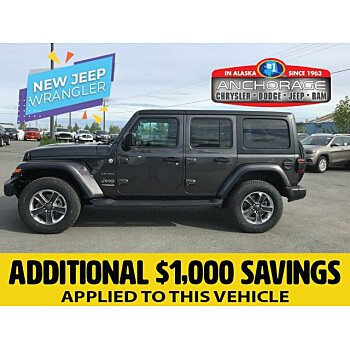 2019 Jeep Wrangler for sale 101123923
