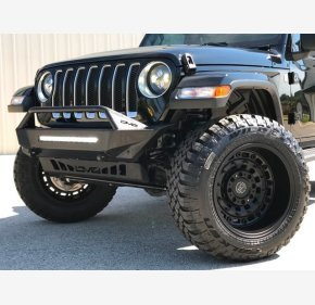 2019 Jeep Wrangler 4WD Unlimited Sahara for sale 101155686