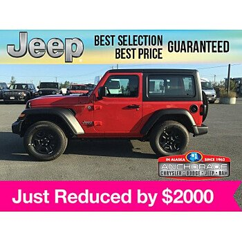 2019 Jeep Wrangler for sale 101167848