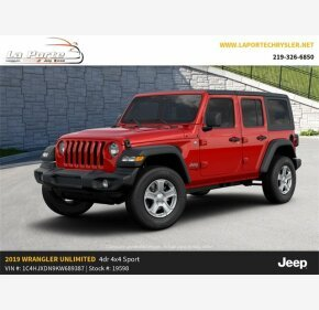 2019 Jeep Wrangler for sale 101179017