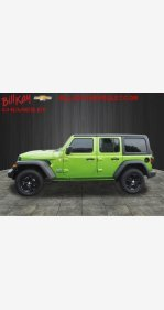 2019 Jeep Wrangler for sale 101191166
