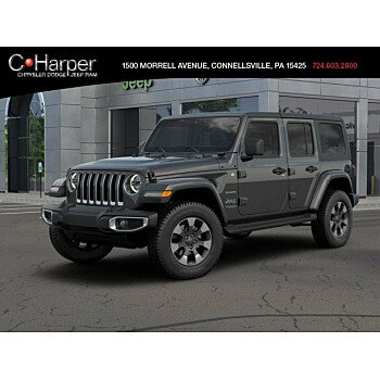 2019 Jeep Wrangler 4WD Unlimited Sahara for sale 101255839