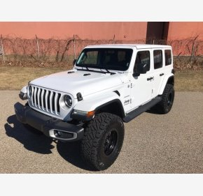 2019 Jeep Wrangler 4WD Unlimited Sahara for sale 101281870