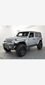 2019 Jeep Wrangler 4WD Unlimited Sahara for sale 101323623