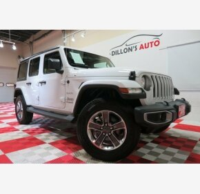 2019 Jeep Wrangler 4WD Unlimited Sahara for sale 101328088