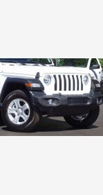 2019 Jeep Wrangler for sale 101371210