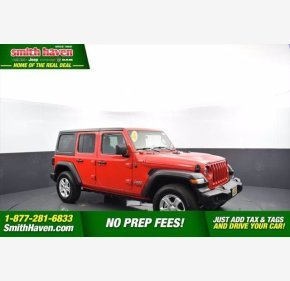 2019 Jeep Wrangler for sale 101410333