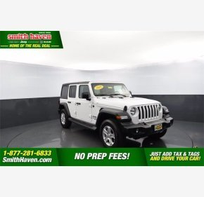 2019 Jeep Wrangler for sale 101416118