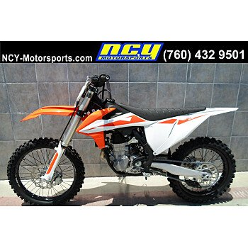 2019 KTM 450SX-F for sale 200707322