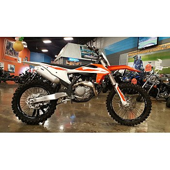 2019 KTM 450SX-F for sale 200715776