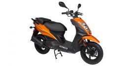 2019 KYMCO Super 8 50 X specifications