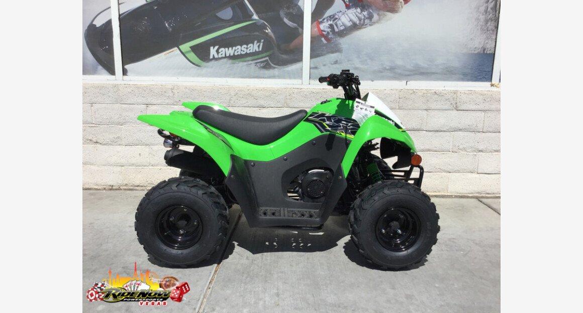 2019 Kawasaki KFX50 for sale 200596842