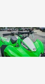 2019 Kawasaki KFX50 for sale 200599794