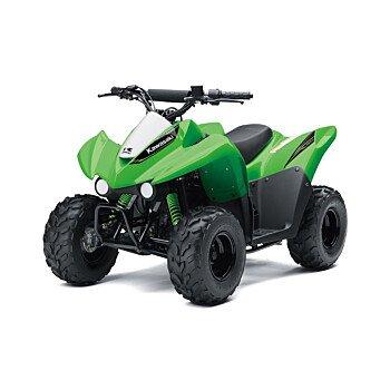 2019 Kawasaki KFX50 for sale 200677756