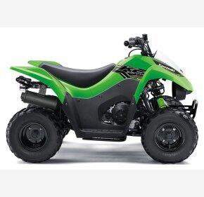 2019 Kawasaki KFX50 for sale 200612412