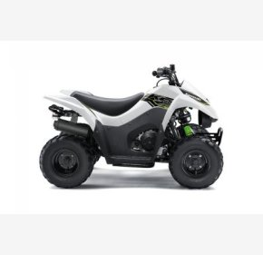 2019 Kawasaki KFX50 for sale 200626342