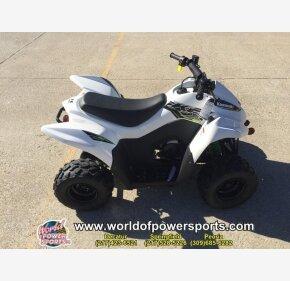 2019 Kawasaki KFX50 for sale 200644002