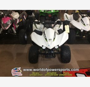 2019 Kawasaki KFX50 for sale 200671706