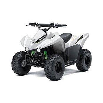 2019 Kawasaki KFX50 for sale 200717059