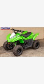 2019 Kawasaki KFX50 for sale 200763380