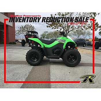 2019 Kawasaki KFX90 for sale 200597335