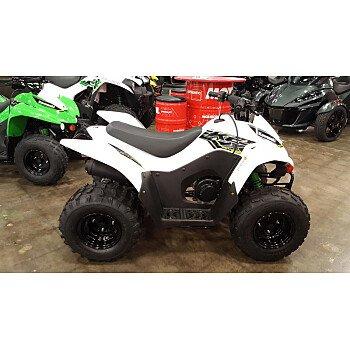 2019 Kawasaki KFX90 for sale 200715512