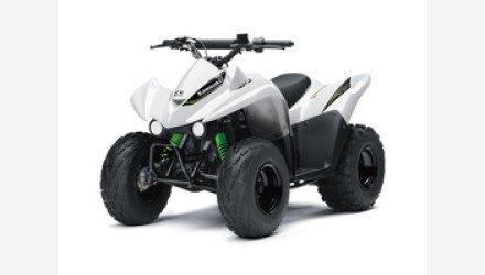 2019 Kawasaki KFX90 for sale 200601413