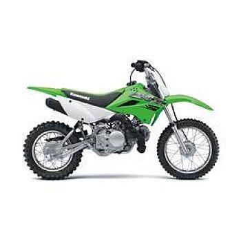 2019 Kawasaki KLX110 for sale 200646503