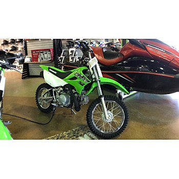 2019 Kawasaki KLX110 for sale 200688543
