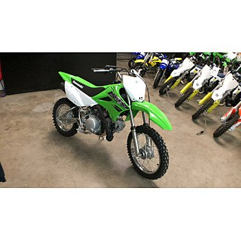 2019 Kawasaki KLX110 for sale 200698628