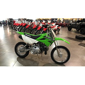 2019 Kawasaki KLX110L for sale 200687325