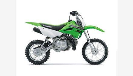 2019 Kawasaki KLX110L for sale 200600955