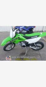 2019 Kawasaki KLX110L for sale 200650637