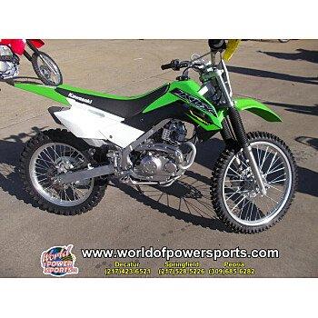 2019 Kawasaki KLX140G for sale 200644001