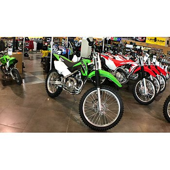 2019 Kawasaki KLX140G for sale 200697341