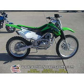 2019 Kawasaki KLX140G for sale 200789516