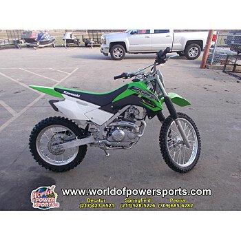 2019 Kawasaki KLX140L for sale 200637286