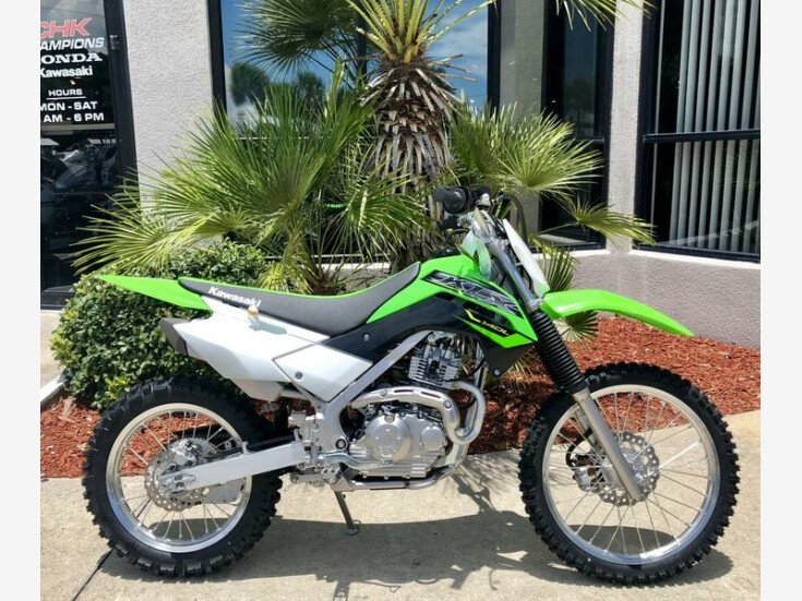 Stupendous 2019 Kawasaki Klx140L For Sale Near Cocoa Florida 32922 Ocoug Best Dining Table And Chair Ideas Images Ocougorg
