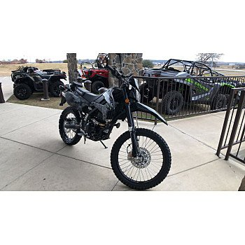 2019 Kawasaki KLX250 for sale 200687606